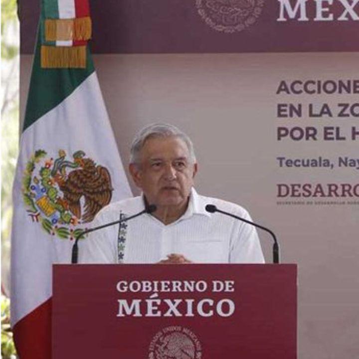 Al carajo el fraude electoral y las practicas ilegales, sentencia López Obrador