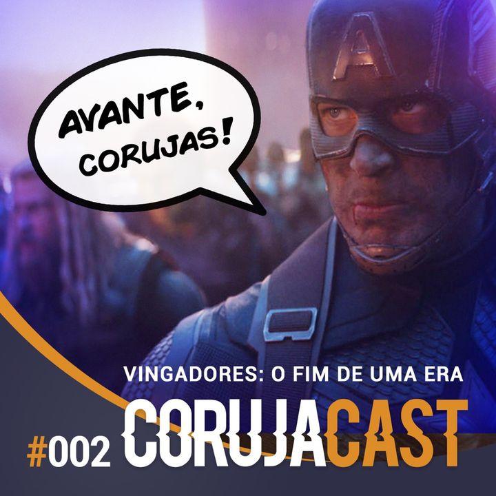 Corujacast #002 Vingadores Ultimato – Rasgação de seda não patrocinada