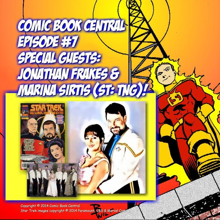 #7: Marina Sirtis and Jonathan Frakes