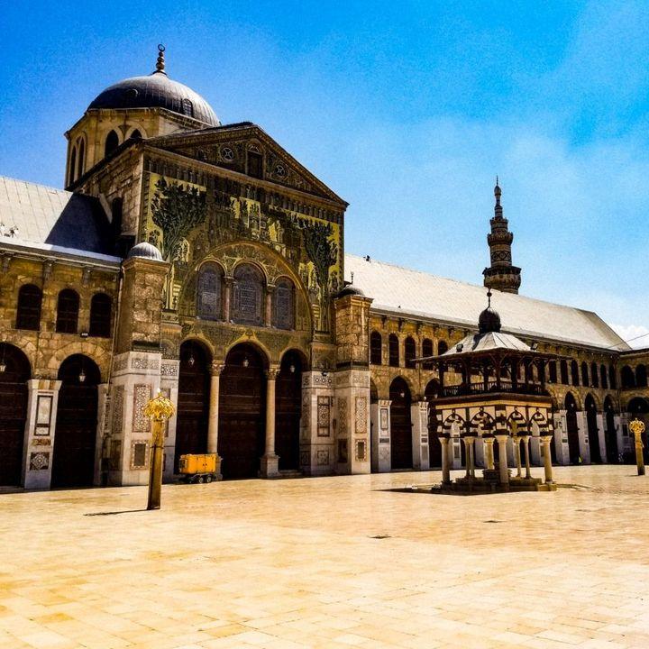 Damasco, la seconda capitale d'Oriente