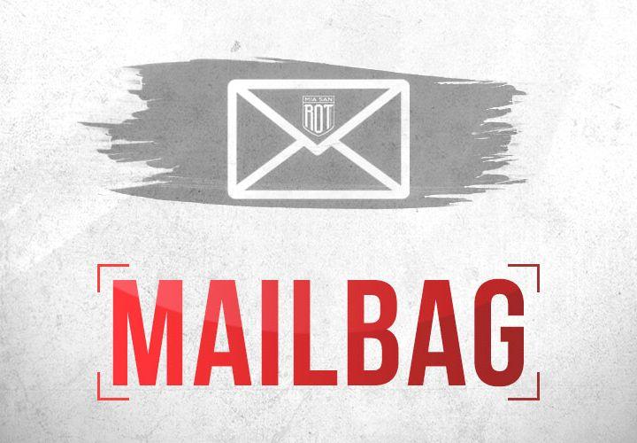 Mailbag - Episode #39
