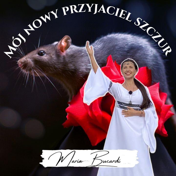 Podcast - Mój nowy przyjaciel szczur - o filodendronach i kartach | Maria Bucardi