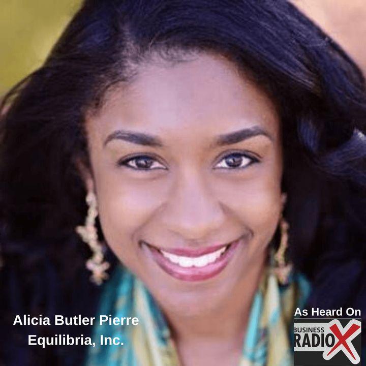 Alicia Butler Pierre, Equilibria, Inc.