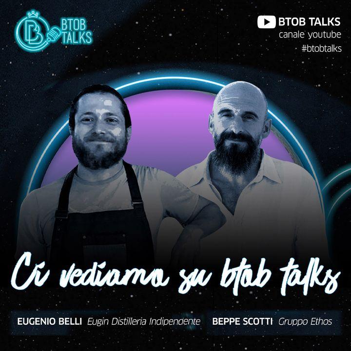 Eugenio Belli e Beppe Scotti