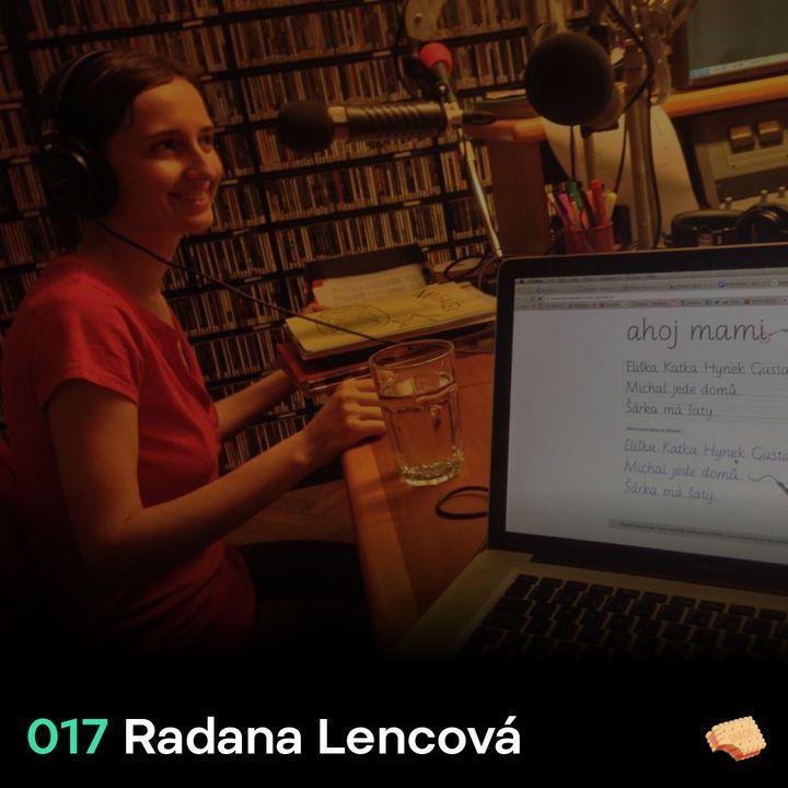 SNACK 017 Radana Lencova