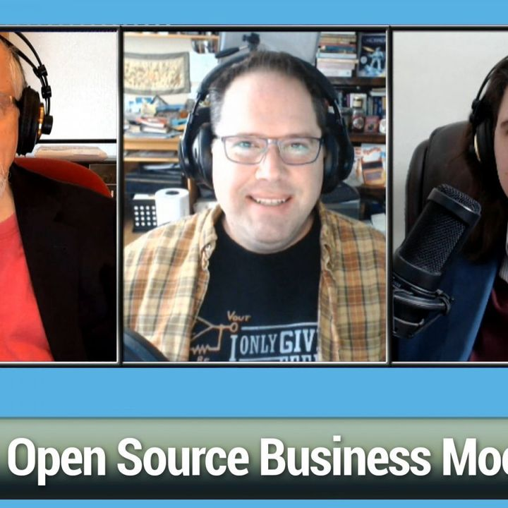 FLOSS Weekly 617: Open Source in the Workplace - Open Source Business Model