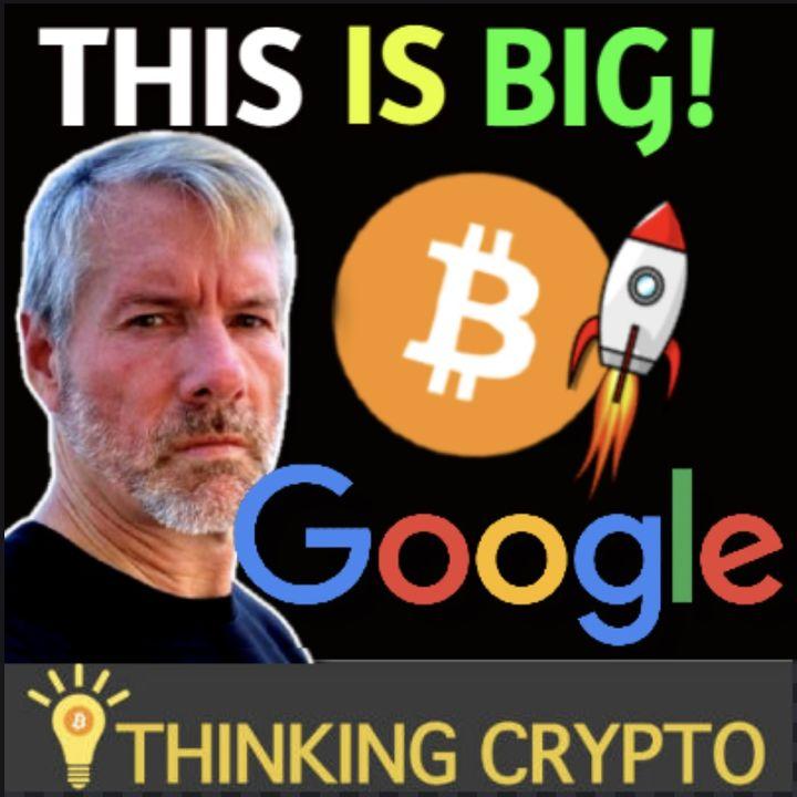 BITCOIN A Better Investment Than Bonds & Google Integrates Crypto!
