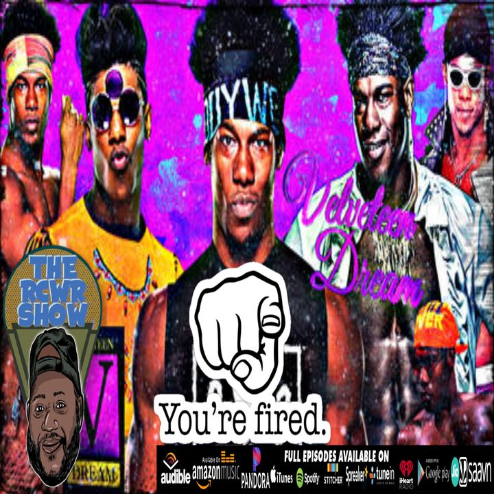 Velveteen Dream Released, Addresses Allegations & Accusers   The RCWR Show 5-24-2021
