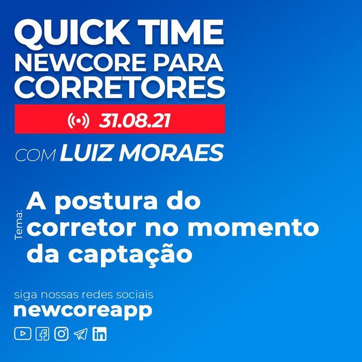 Quick Time - A postura do corretor no momento da captação do imóvel