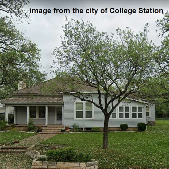 College Station's 108th historical marker is presented