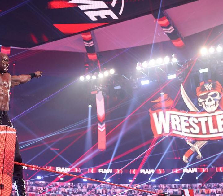WWE RAW Review: FINALLY! Bobby Lashley is WWE Champion!