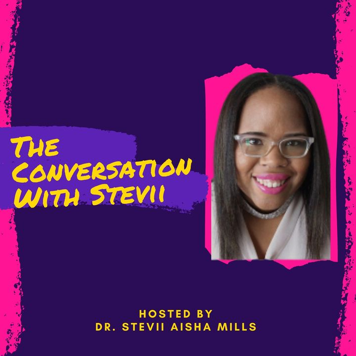 The Conversation With Stevii Featuring Lesley George