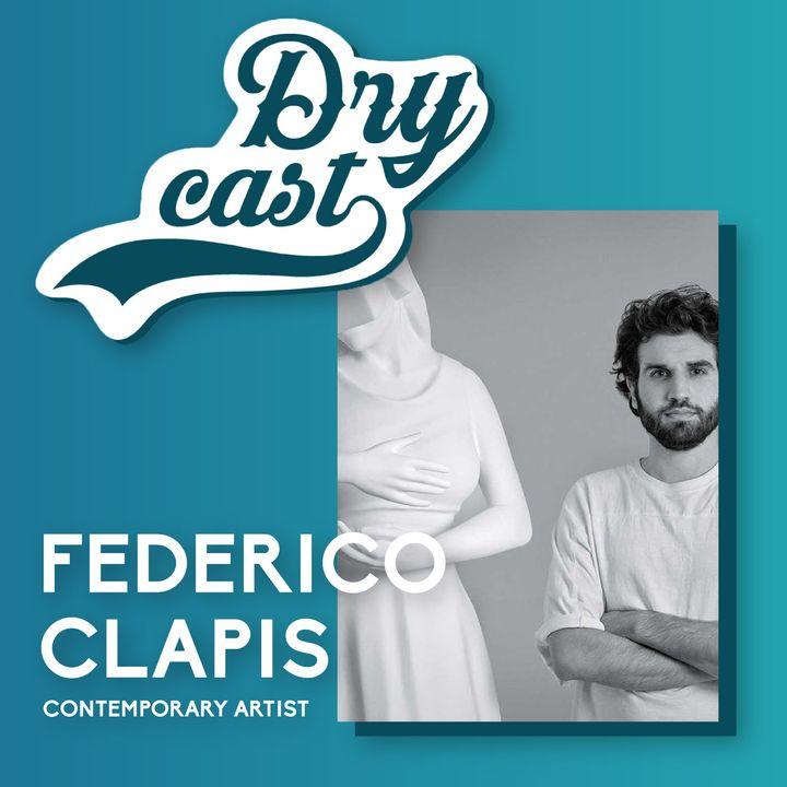 29 - Federico Clapis, Artista Contemporaneo ideatore del movimento Deep Scrolling