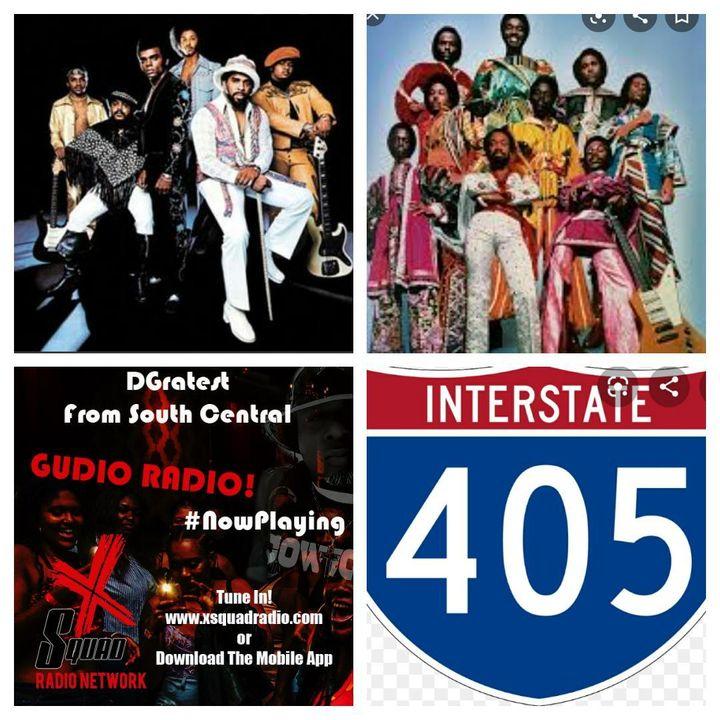 """DGratest 405Live Gudio Radio Presents """"Funky, Fresh, FlashBack, Friday"""""""