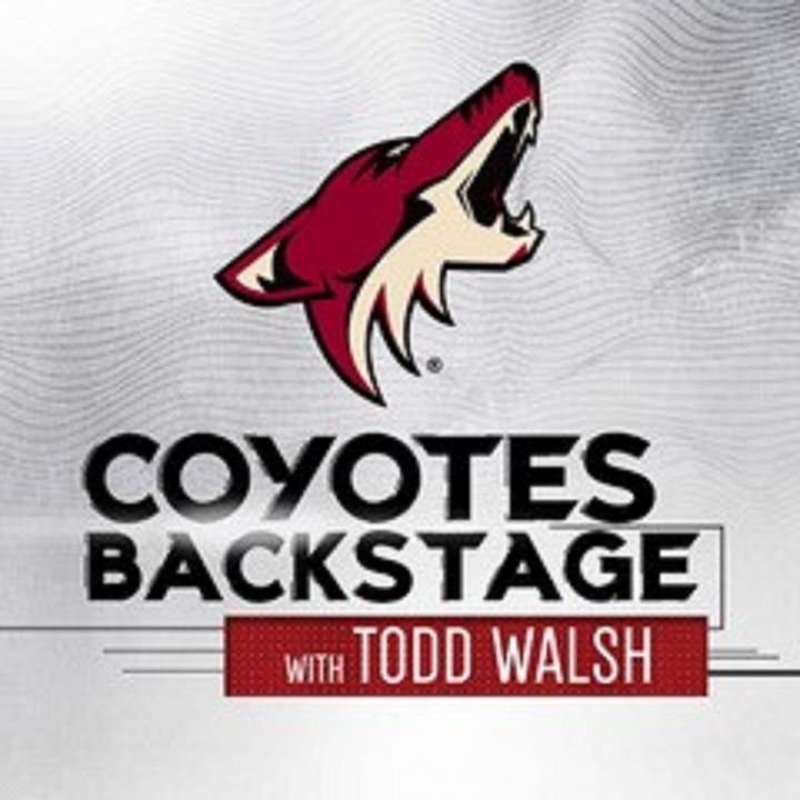 Coyotes Backstage with Todd Walsh-ep-00010