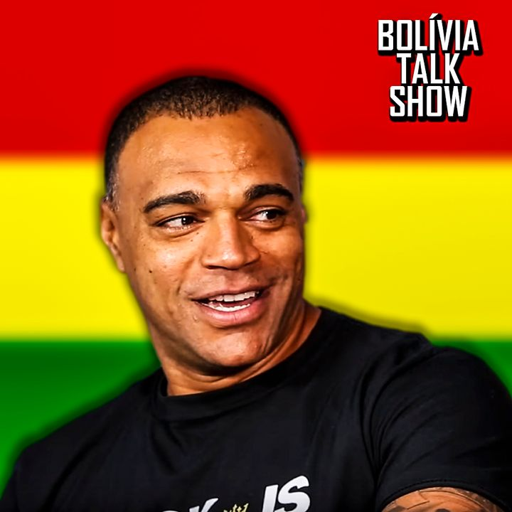 #36. Entrevista: Denílson - Bolívia Talk Show