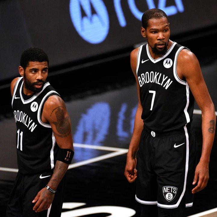 Episode 74 - Ringer's Podcast- Why Brooklyn isn't a lock for the finals.