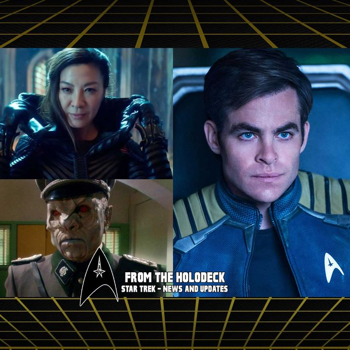 From the Holodeck: Star Trek Updates – April 7, 2021
