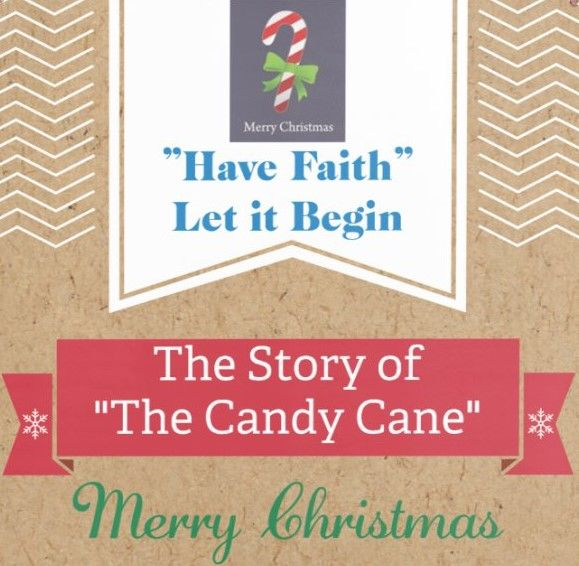 The Candy Cane Story Christmas Eve Special