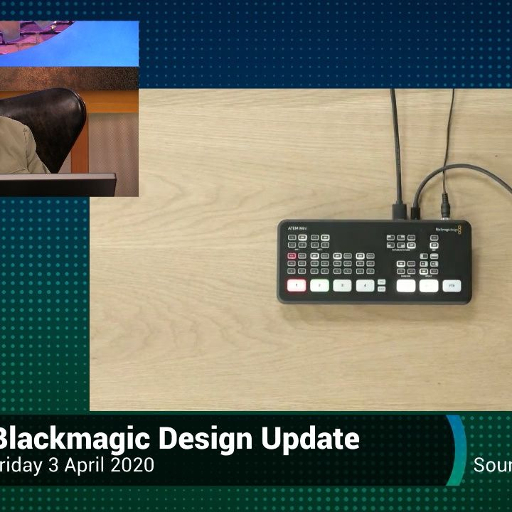 TWiT News 352: Blackmagic ATEM Mini Pro Announcement