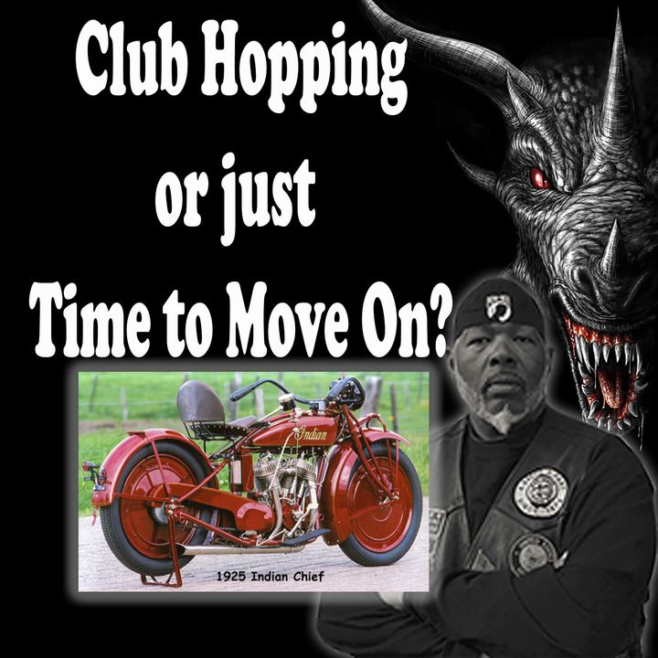 Club Hopping or Just Time to Move On