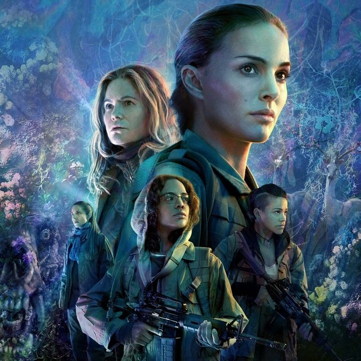 #166: Annihilation, Mute, Jessica Jones, Sneaky Pete & more!