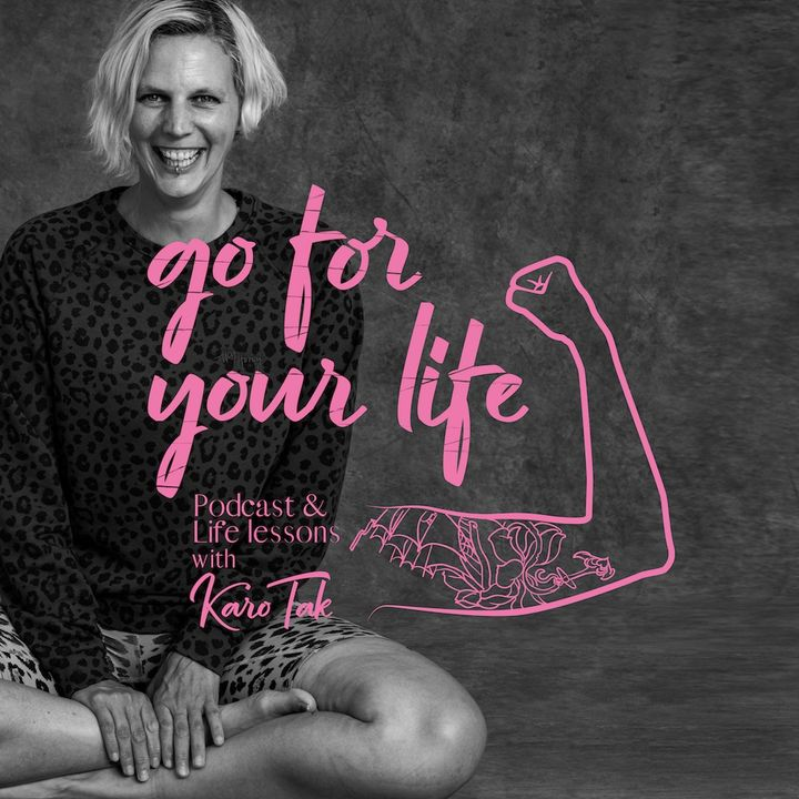 Episode 27 Kick Ass and turn your life around with Erica Bowron.