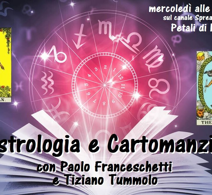 Astrologia e Cartomanzia - 1^ puntata (31/12/2020)