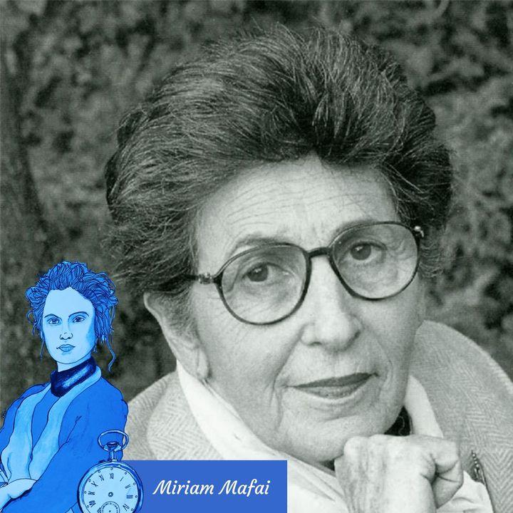 E1 - Miriam Mafai - Pane nero