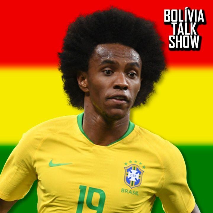 #61. Entrevista: Willian Borges - Bolívia Talk Show