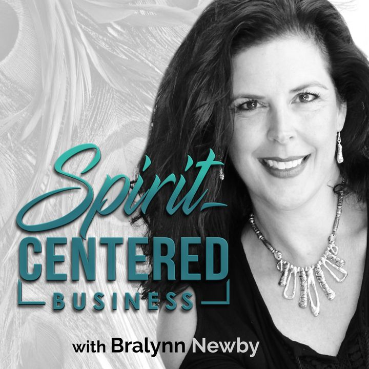 34 Pt. 2 Shifting from Bride to Wife - Malvina Laudicina on Spirit-Centered Business