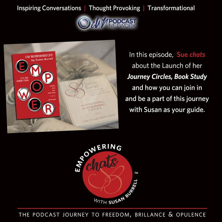 Susan Chats About Empowering Journey Circles...