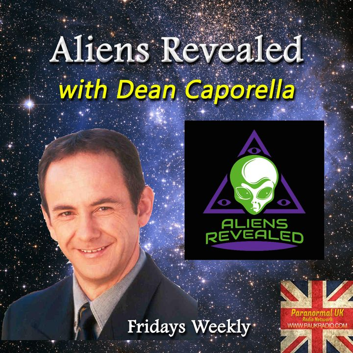Aliens Revealed with guest Calvin Parker