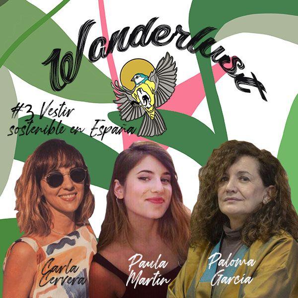 #3 Vestir sostenible en España con Paloma Garcia de The Circular Project y Carla Cervera