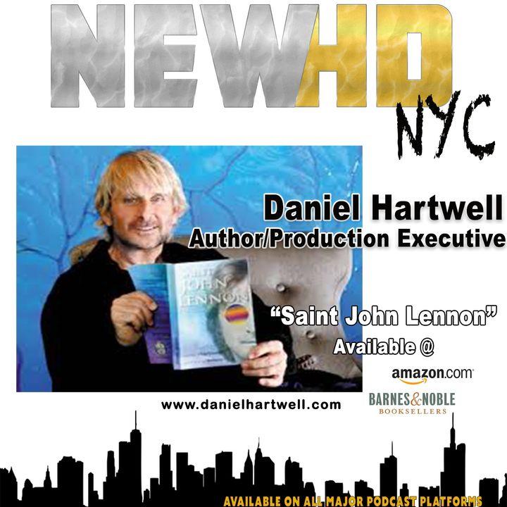 Episode 18 - Daniel Hartwell (Author/Production Executive)