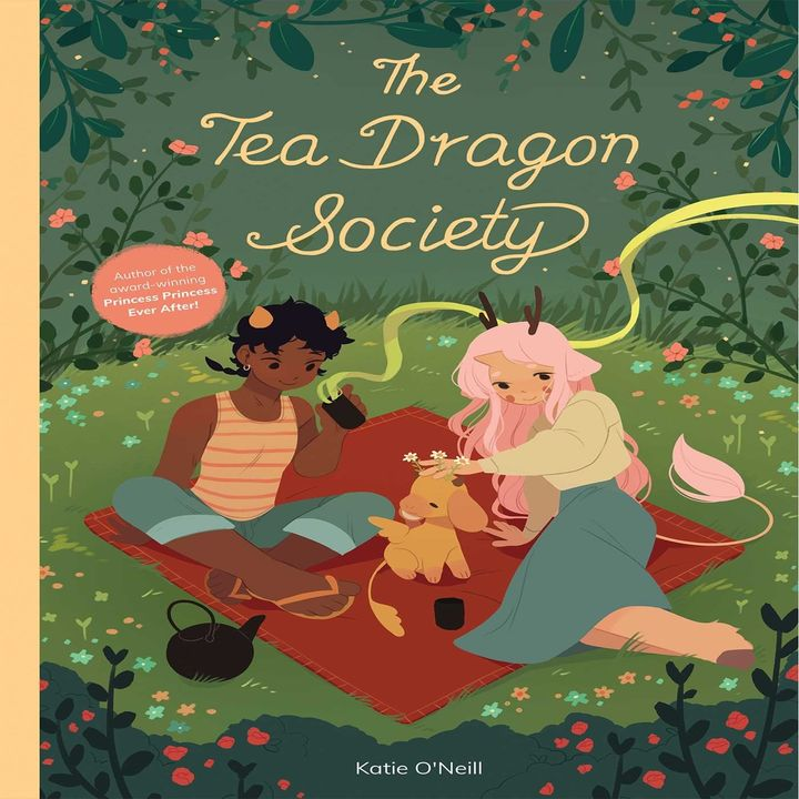Episode 16 : Tea Dragon Society