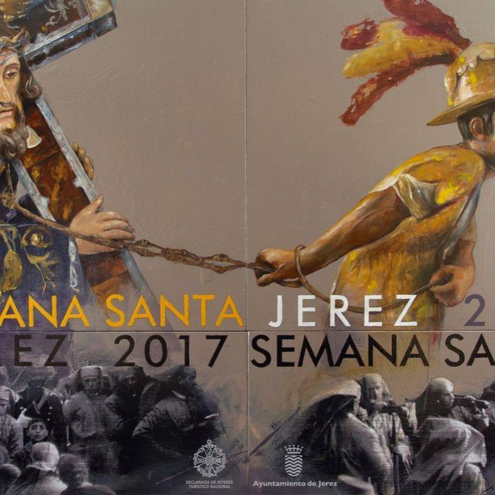 Lunes Santo 2017. Ntro. Padre Jesús de las Misericordias en calle Lealas.