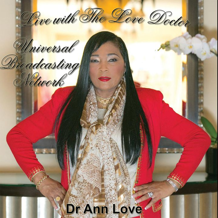 Live With The Love Doctor with Dr Ann Lo