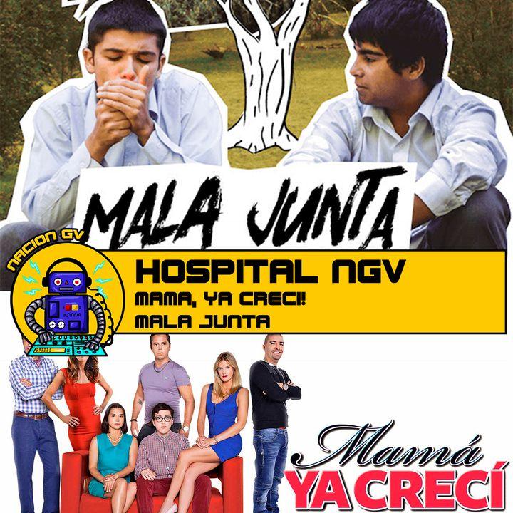Review -Mama, ya creci- y -Mala Junta- - 30 agosto