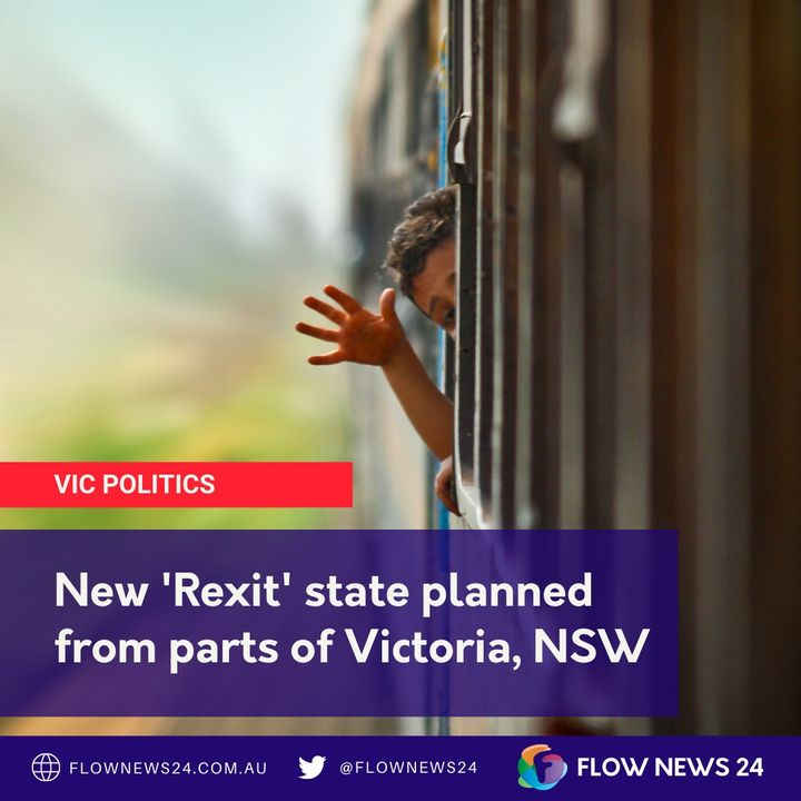 Should parts of regional Vic & NSW secede and form their own state? @TimQMLCNorthVic thinks so