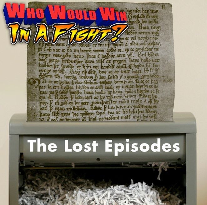 The Lost Episodes
