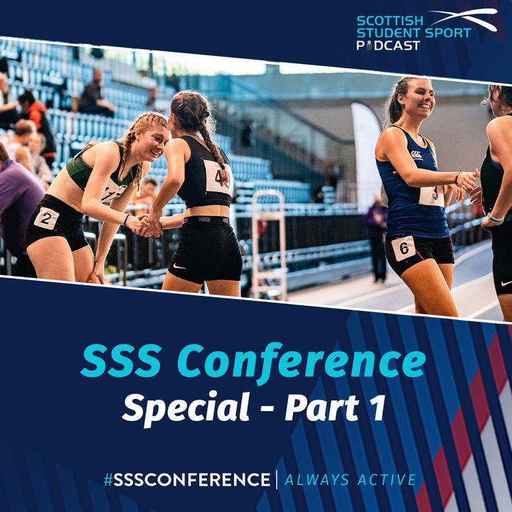 SSS Conference Special   Welcome