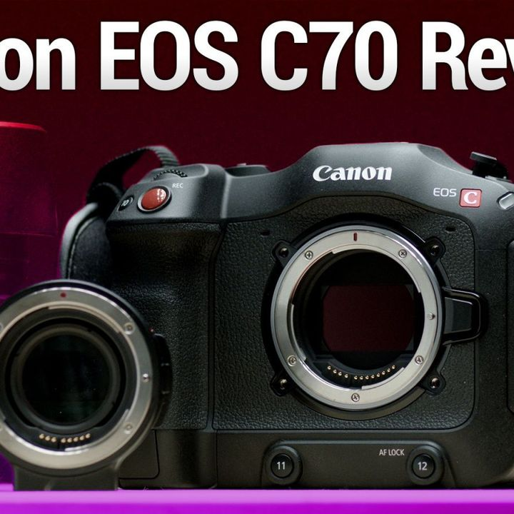 Hands-On Tech: Canon EOS C70 Review