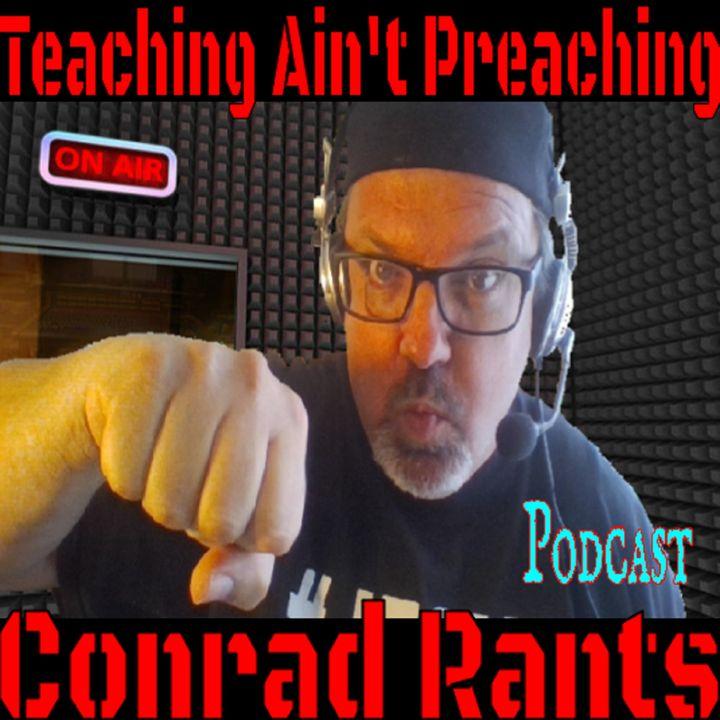 Teaching is NOT Preaching!
