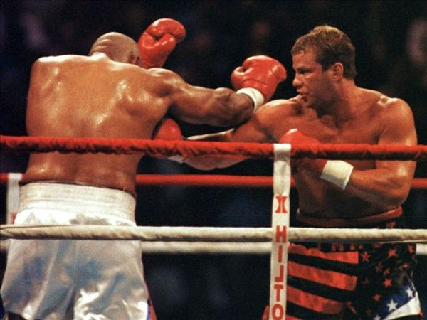Old Time Boxing:A Look Back at Foreman-Morrison