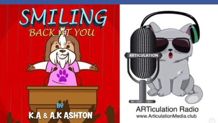 ARTiculation Radio — THE GREATEST GIFT GIVEN (interview w/ K.K. ASHTON & A.K. ASHTON)