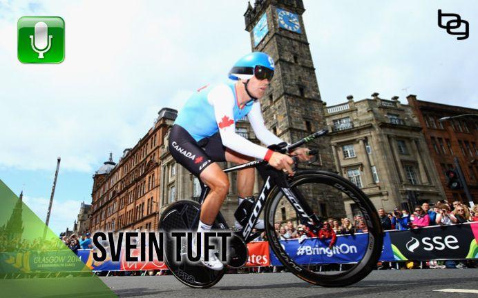 The Training & Nutrition Secrets Of Tenacious, Tough, Aggressive Professional Cyclist Svein Tuft.