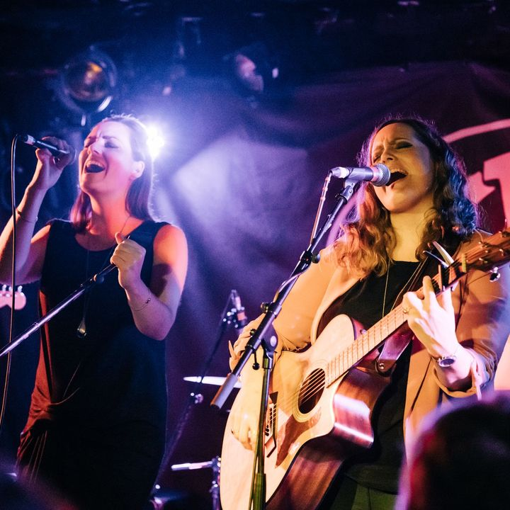 Episode 167 - with Scottish pop duo The Eves