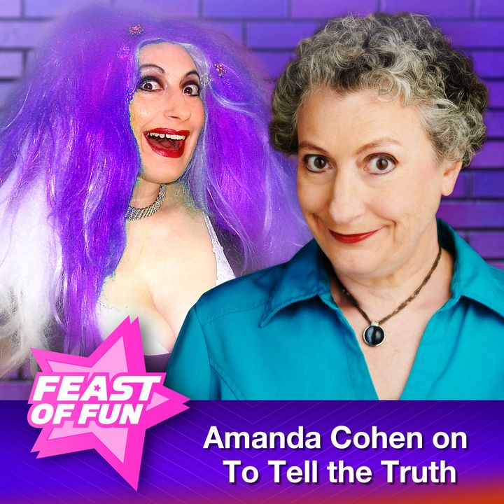 FOF #2983 - Amanda Cohen on To Tell the Truth