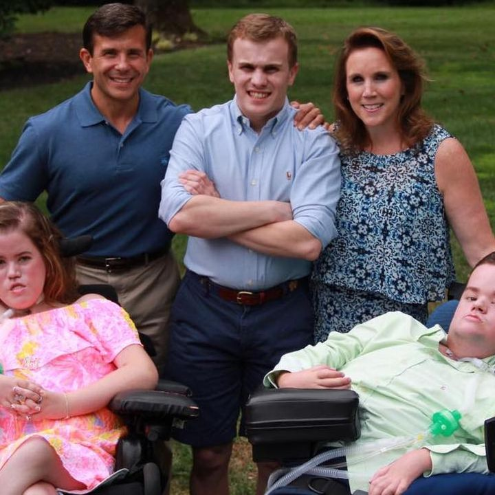 Dad to Dad 71 - John Crowley Saved His Kids' Lives By Finding a Cure to Pompe Disease